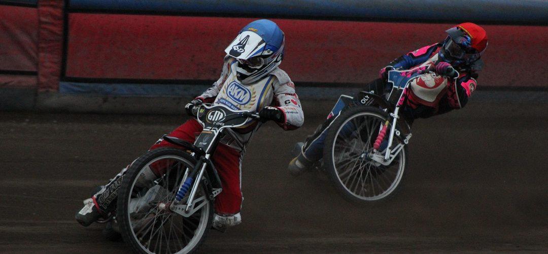 První závod MČR juniorů vyhrál Filip Hájek