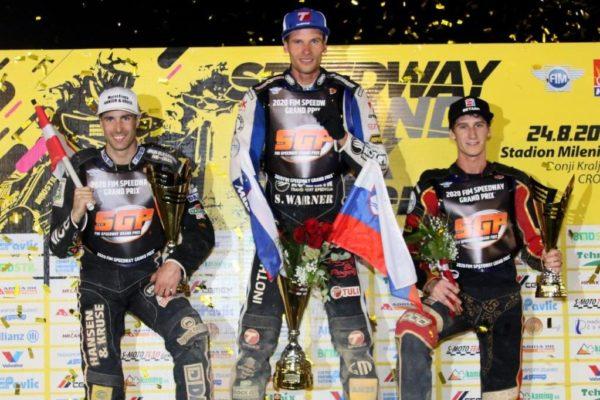 Startovní listina na 2020 FIM Speedway Grand Prix