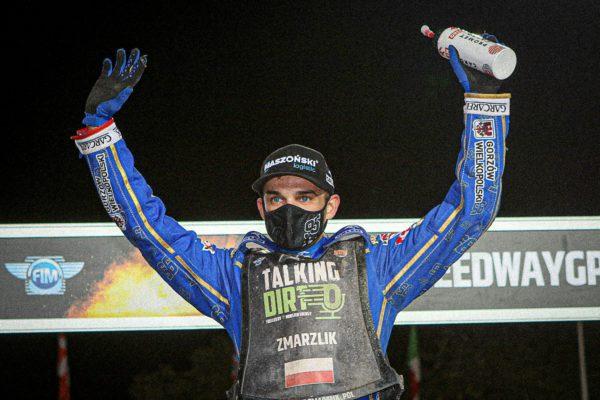 Vítězem #Visit Czech Republic FIM Speedway Grand Prix je Bartosz Zmarzlik