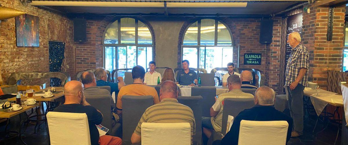 Dnes proběhla tisková konference k závodům FIM Speedway Grand Prix