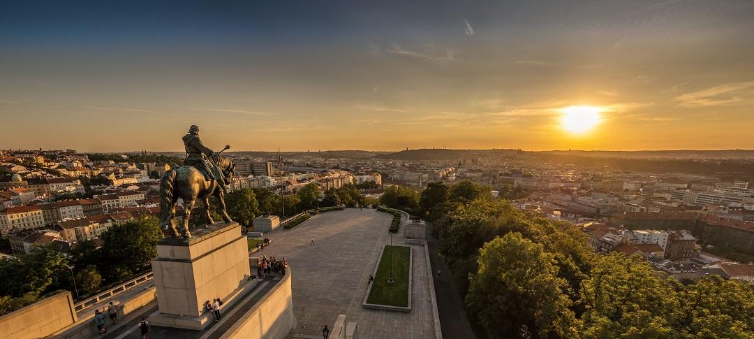 Czech Tourism Vás zve na návštěvu do Prahy